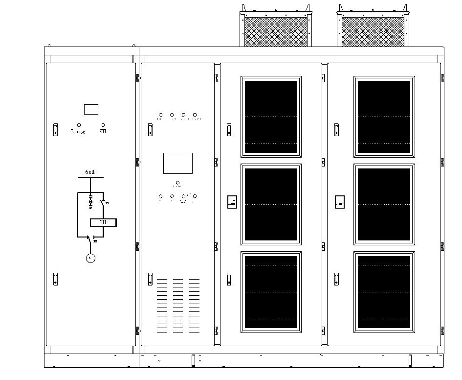 частотный преобразователь СТА-B9.HVI