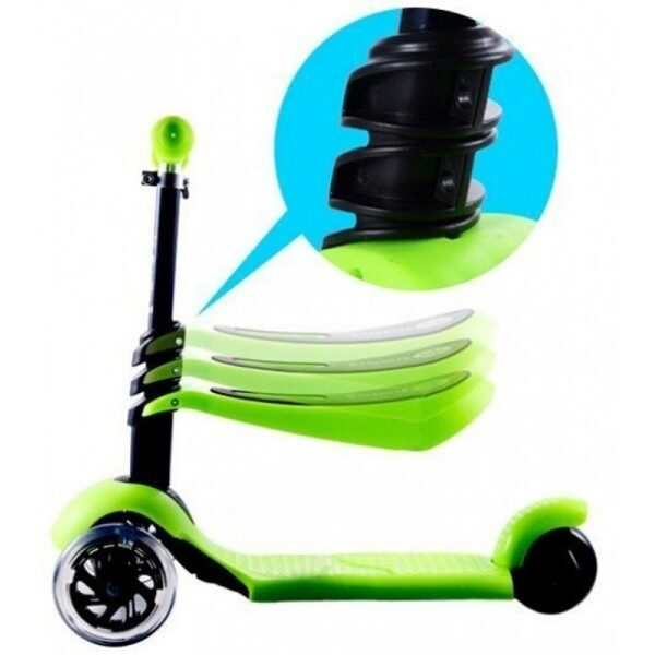 samokat-scooter-mini-3-v-1-bozhya-korovka-green-2