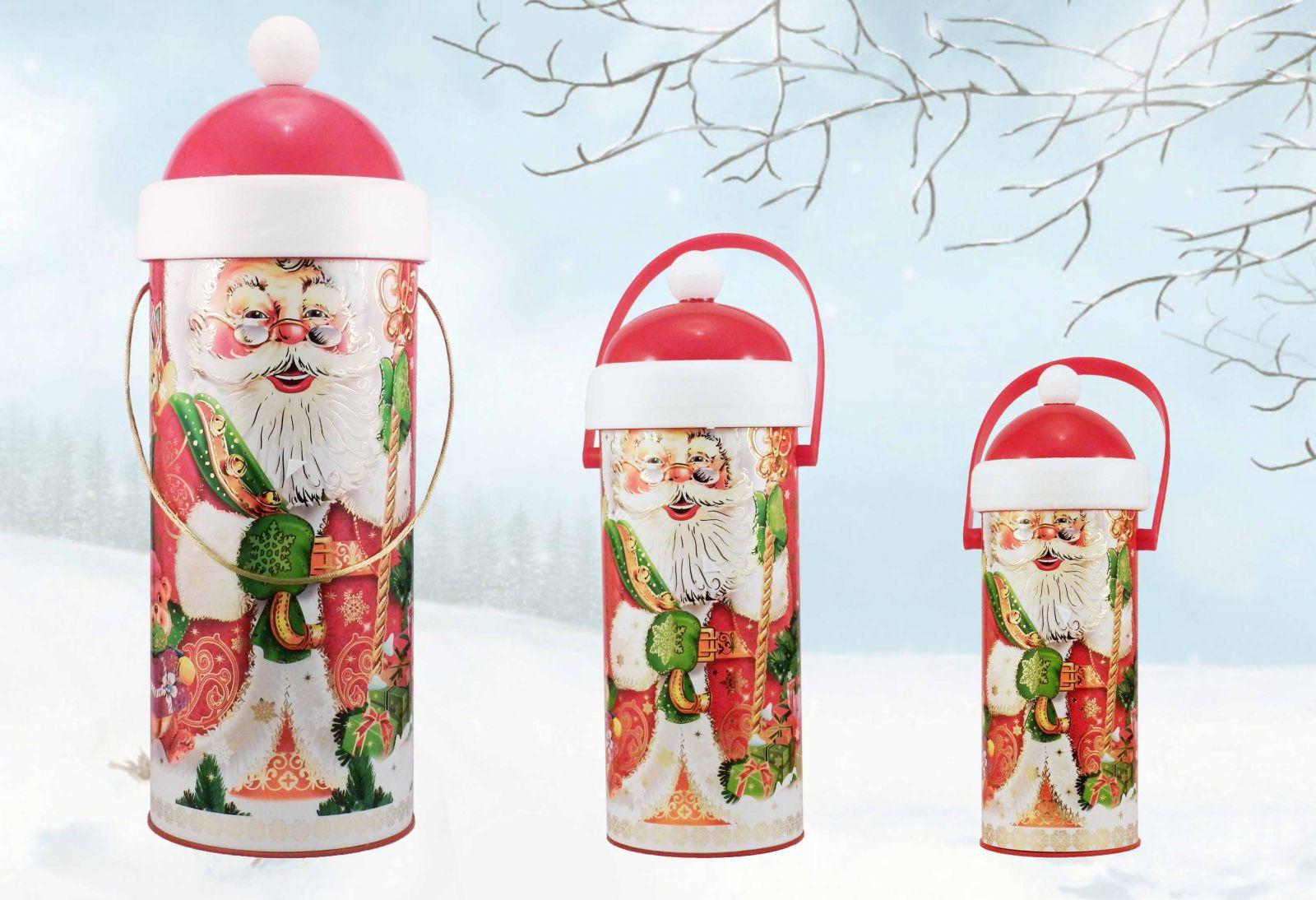 новогодняя упаковка дед мороз