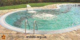 Стекловолоконный бассейн