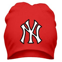 шапка NY