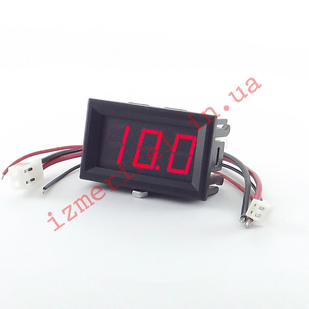 Цифровой амперметр 10А