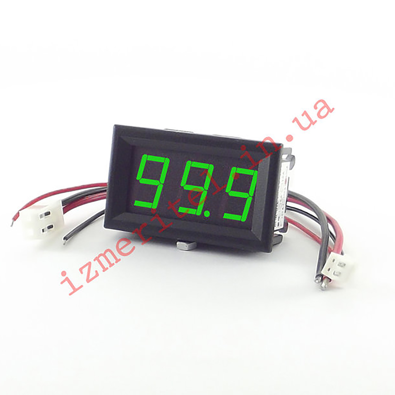 Цифровой амперметр постоянного тока 100А