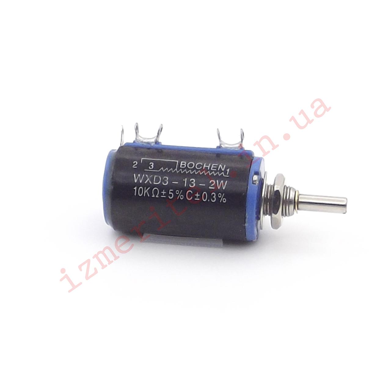 Потенциометр многооборотный 10K WXD3-13-2W (0171)