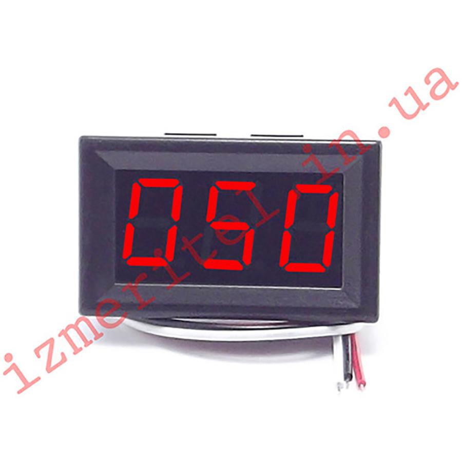 Цифровой вольтметр AC 0-600 В