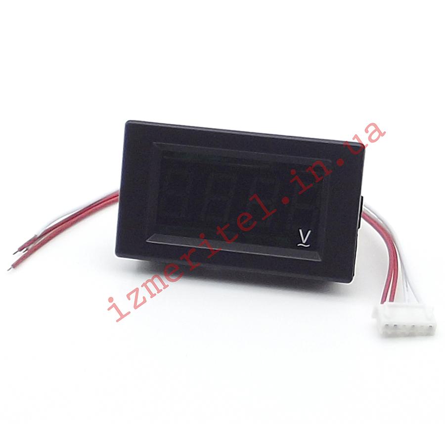 Цифровой вольтметр AC 0-1000В