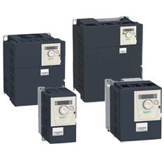 Новые частотные преобразователи Altivar 312 ATV312 на базе зарекомендовавших себя ЧП Altivar 31 для общепромышленного применения от Schneider Electric