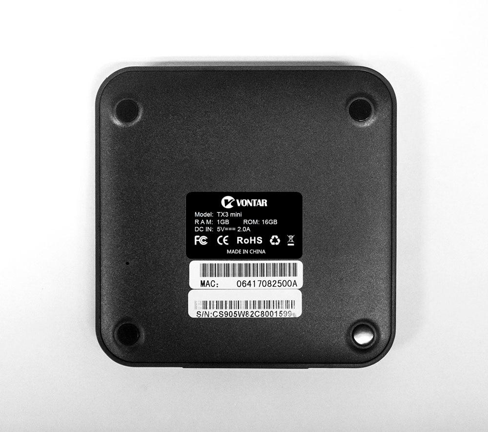 TX3 mini-1G+16G