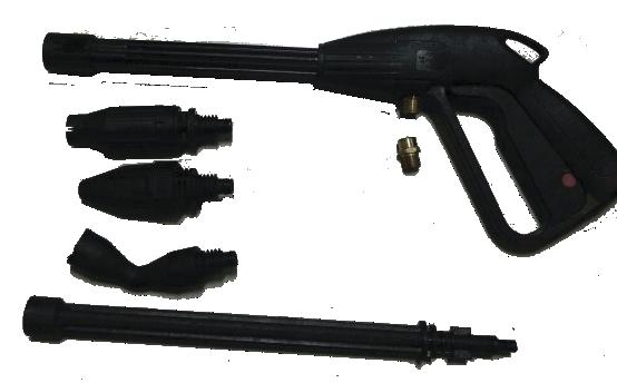 Пистолеты высокого давления