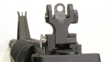 Винтовка М4 с кольцевым прицелом