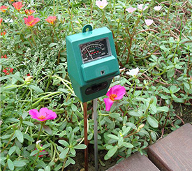 Тестер почвы ETP-301