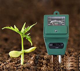 Тестер-измеритель почвы 3-в-1 ETP-301