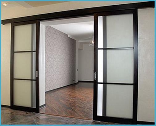 варианты межкомнатных дверей