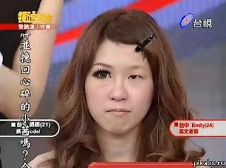 ЛИНЗЫ УВЕЛИЧИВАЮЩИЕ ГЛАЗА (Dollyeye) Фото с Азиатского шоу в котором берут обычных девушек и при помощи контактных линз и макияжа делают из них красоток Картинки и фото