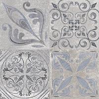 Porcelanosa Park +15323 Плитка нап. керамич. ANTIQUE ACERO S-R, 59,6x59,6