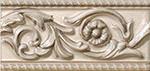 Vallelunga Villa D'este +20737 Бордюр керамич. VILLA D'ESTE AVORIO LISTELLO ESTE, 7,5x15