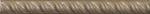 Vallelunga Villa D'este +20749 Бордюр керамич. V.D'ESTE TORTORA MATITA ESTE, 1,5x15