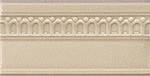 Vallelunga Rialto +23738 Бордюр керамич. RIALTO BEIGE TORELLO 7,5X15, 7,5x15