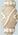 Vallelunga Rialto +23740 Вставка керамич. RIALTO BG.A/E FLO 2X3,5, 2x3,5