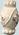 Vallelunga Rialto +23753 Вставка керамич. RIALTO TORT.A/E PAI. 2X3,5, 2x3,5