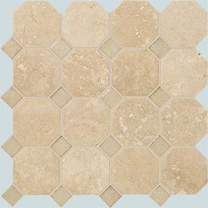 Vallelunga Rialto +23757 Декор керамич. RIALTO TORTORA OTT. 30X30, 30x30