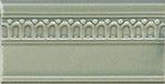 Vallelunga Rialto +24897 Бордюр керамич. RIALTO VINT/BL TOR. 7,5X15, 7,5x15