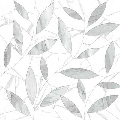 Vallelunga Cut on Size +25996 Декор керамич. ARREDO FOGLIE STA/ARG, 100,5x209