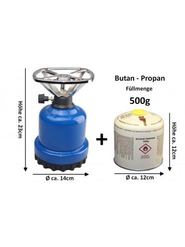 Газовая печь NURGAZ 0,5 л
