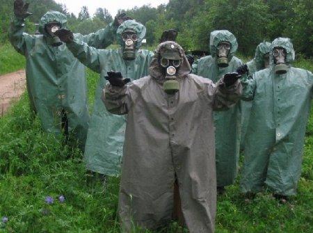 Общевойсковой защитный комплект ОЗК