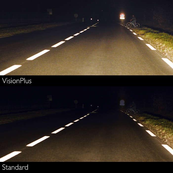 Philips Vision Plus