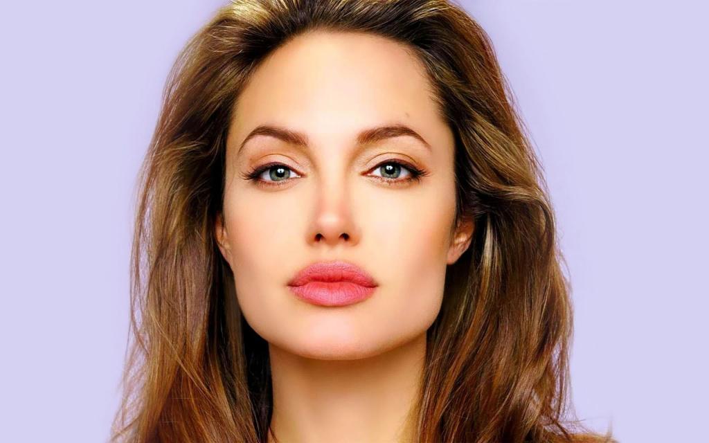 Рекомендуемый макияж для квадратного лица