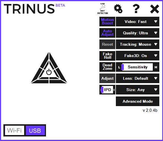 TrinusVR