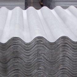 шифер серый неокрашенный волновой