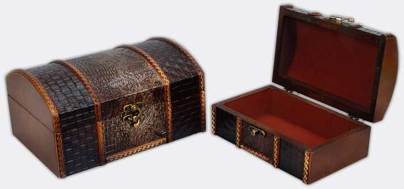 Набор деревянных шкатулок (2шт)