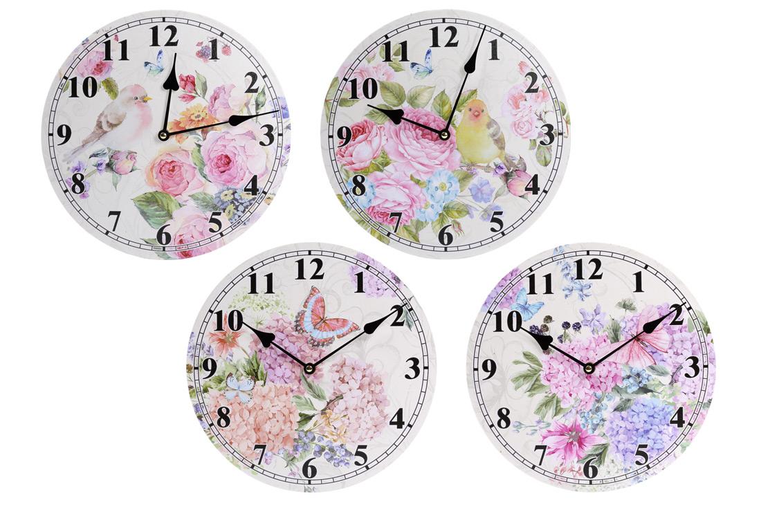Часы настенные деревянные BonaDi 487305