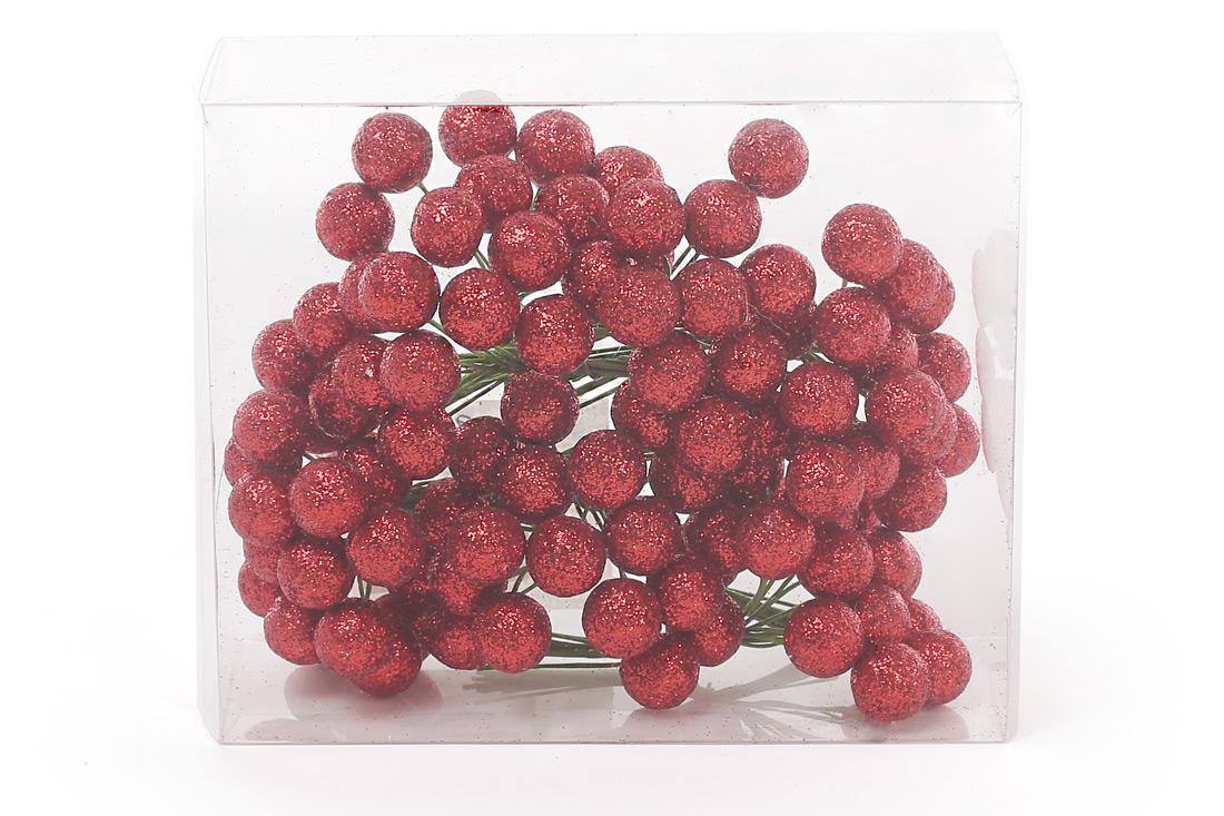 Набор декоративных ягод 12мм