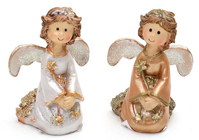 Декоративная статуэтка Ангел 8см, 2 вида