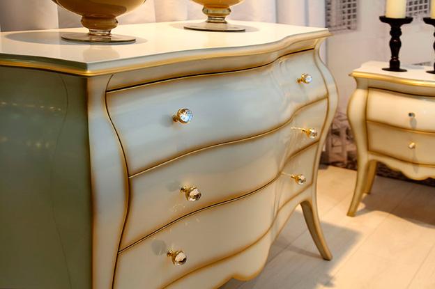 Модные тенденции в дизайне мебельной фурнитуры