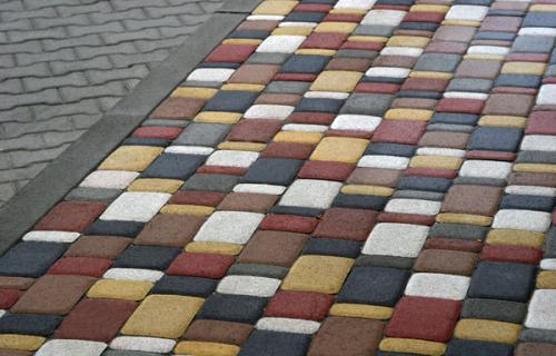 Укладка тротуарной плитки своими руками: сделай сам