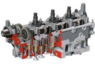 Как устроен двигатель