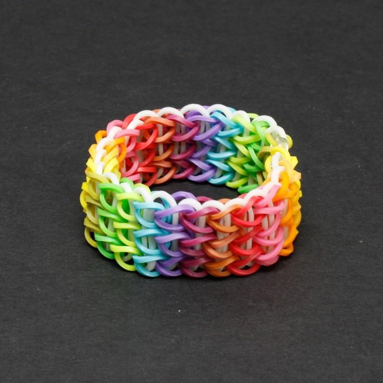 Rainbow loom наборы для плетения