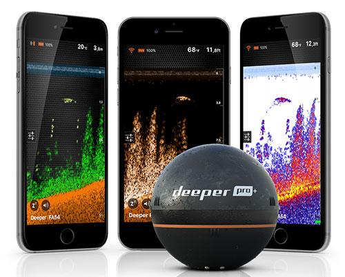 Выберите наиболее подходящий цветовой режим отображения данных на экране Дипера ПРО+