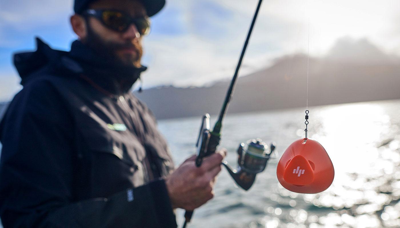Эхолот Deeper 3.0 предназначен для ловли с берега и лодки, зимней и летней рыбалки!