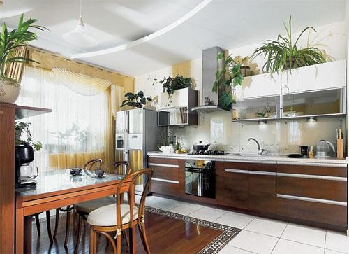 Превращаем кухню