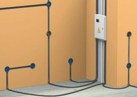 Особенности монтажа электропроводки в частных домах