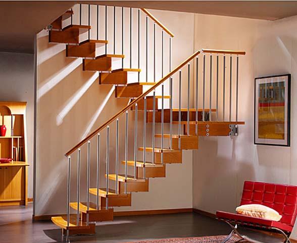 Какую лестницу выбрать для частного дома?