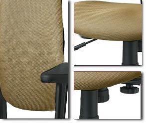 Ортопедическое кресло для женщин Duorest Lady DR-7900