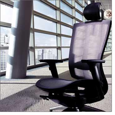 Эргономичные кресла с ортопедическим эффектом DuoFlex Mesh