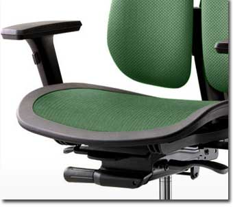 Офисное кресло Duorest Alpha A60H