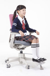 Комфортное сидение в креслах Duoflex Kids Combi
